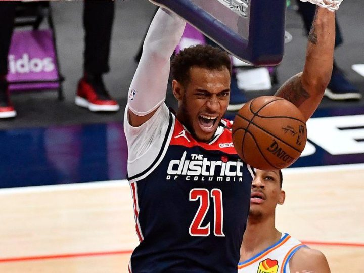 Daniel Gafford gets 3-year contract extension with Wizards