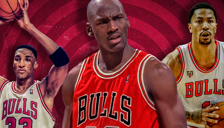 Chicago Bulls all-time roster: See which legends made the cut