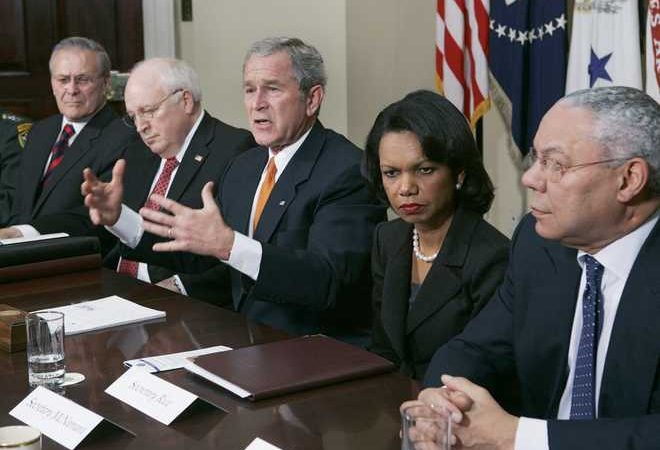 Reaction to Colin Powell's death from US and world figures
