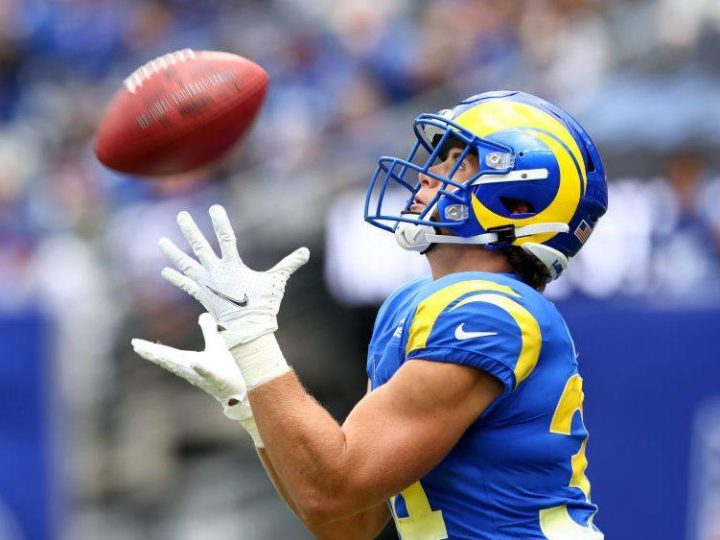 Rams lose Jake Funk, Johnny Mundt for the year