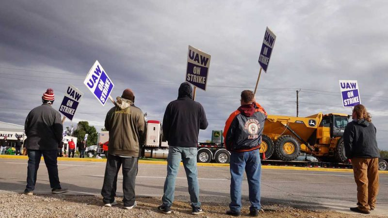 US hasn't seen worker anger like this in decades