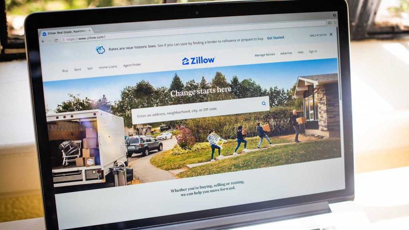 Zillow to stop buying homes as it struggles to manage inventory backlog