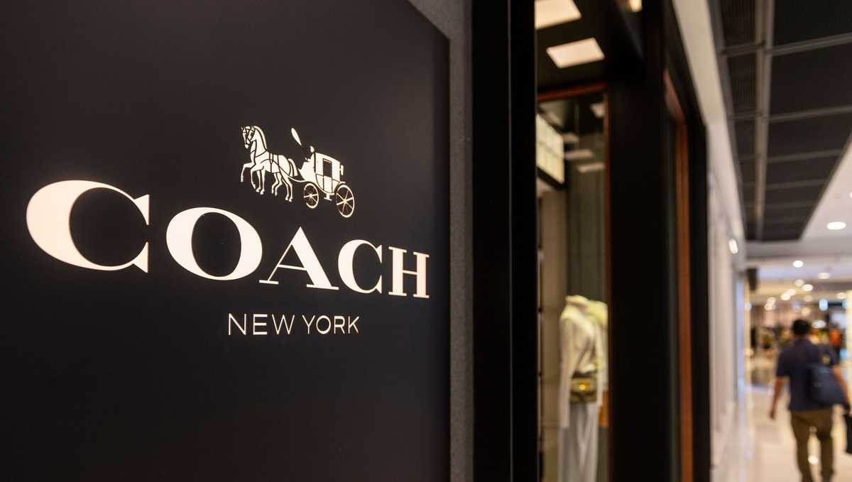 Luxury brand Coach will stop destroying unwanted goods following TikTok outrage
