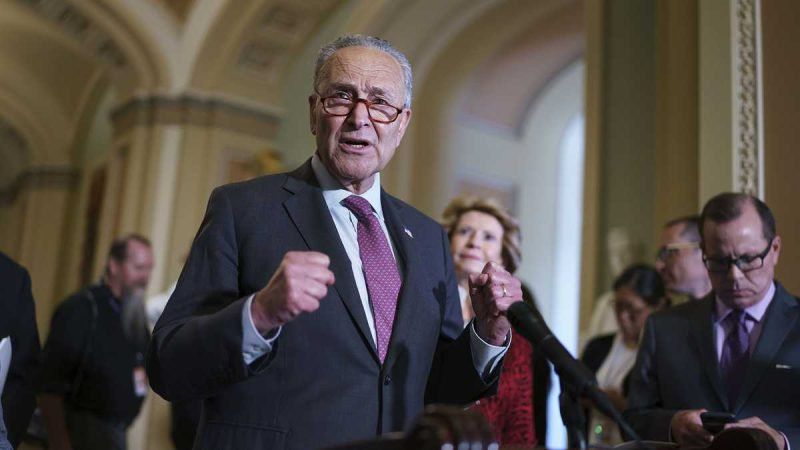 Dems face dilemma as party fractures over spending bill