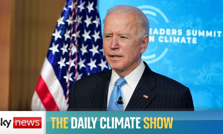 Key part of Biden's climate legislation could be dropped after opposition from senior Democrat